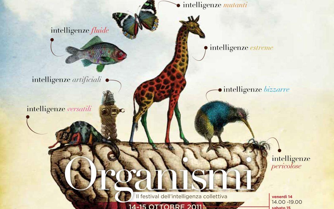 CNA NeXT 2011 – Organismi, la connessione libera energia